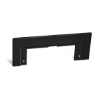 CanSweep Inlet Trimplate Black