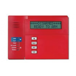 Vista Commercial Fire 2 Line LCD 7 Status LED KP Red