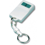 2-Button 3-Channel Key Ring Transmitter for DX Receivers