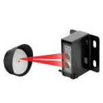 45ft Reflective Photoelectric Beam Sensor. Range: Up to 45ft