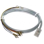 8 COND RJ CORD 72 - 83 INCH RJ45/PIGTAIL